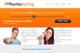 Payday Spring
