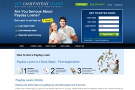 Get Cash Payday